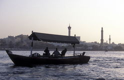 ARABIEN-EMIRATE DUBAI Lizenzfreie Stockfotografie