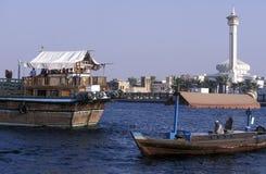 ARABIEN-EMIRATE DUBAI Stockfotos