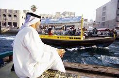 ARABIEN-EMIRATE DUBAI Lizenzfreies Stockfoto