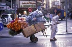 ARABIEN-EMIRATE DUBAI lizenzfreie stockfotos