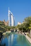 Arabisch al van Burj, Doubai Royalty-vrije Stock Afbeeldingen