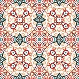 Arabisch decoratief ornament Royalty-vrije Stock Afbeelding