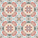 Arabisch decoratief ornament Royalty-vrije Stock Foto's