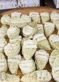 Arabisch dessert Stock Foto's