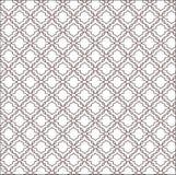 Arabisch herhaal patroon moderne abstracte vectorachtergrond Stock Afbeeldingen