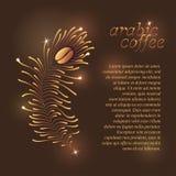 Arabisch Koffiemalplaatje Stock Foto's