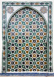 Arabisch mozaïek Stock Foto