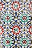 Arabisch mozaïek Stock Afbeelding