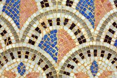 Arabisch mozaïek Royalty-vrije Stock Afbeeldingen