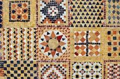 Arabisch mozaïek Royalty-vrije Stock Foto's