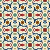 Arabisch naadloos patroon Royalty-vrije Stock Afbeeldingen