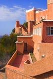 Arabisch paleis (Marokko) Stock Afbeeldingen