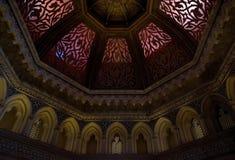 Arabisch plafond Stock Afbeeldingen