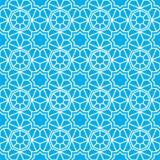 Arabisch sier naadloos patroon Vector abstracte achtergrond stock illustratie