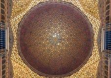 Arabisch stijlplafond Royalty-vrije Stock Afbeeldingen