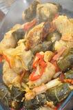 Arabisch voedsel Stock Afbeeldingen