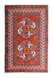Arabisch zijdetapijt Stock Foto's