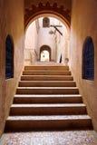 Arabische architectuur Stock Afbeelding