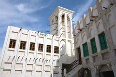 Arabische architectuur Royalty-vrije Stock Foto's