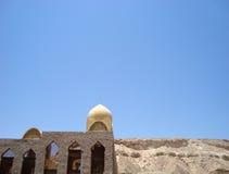 Arabische architectuur Royalty-vrije Stock Afbeeldingen