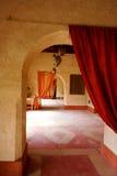 Arabische architectuur - huis Royalty-vrije Stock Afbeeldingen