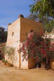 Arabische Architektur (Marokko) Stockfotografie