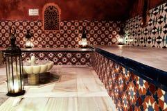 Arabische Baden Royalty-vrije Stock Afbeeldingen