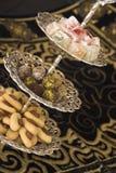 Arabische Bonbons Lizenzfreie Stockfotos