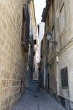 Arabische de stadserfenis van Granada Albaicin Alhambra van het mensdom en van hem Royalty-vrije Stock Afbeelding