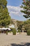 Arabische de stadserfenis van Granada Albaicin Alhambra van het mensdom en van hem Stock Foto's