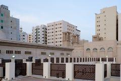 Arabische erfenisarchitectuur Stock Fotografie