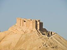 Arabische Festung Stockfotografie