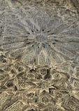 Arabische gravures in het hout Stock Foto
