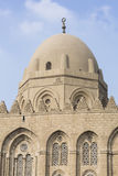 Arabische Islamitische moskee in Kaïro Egypte Stock Fotografie