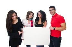 Arabische jonge volwassen mensen Royalty-vrije Stock Foto's