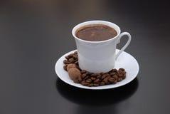 Arabische Koffie Royalty-vrije Stock Afbeeldingen