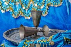 Arabische Koppen Stock Foto's