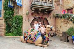 Arabische Kust in Tokyo DisneySea Stock Foto's