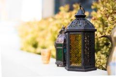 Arabische Lampe Lizenzfreie Stockbilder