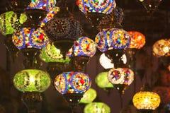 Arabische lampen Royalty-vrije Stock Afbeeldingen