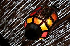 Arabische Lantaarn Stock Afbeelding