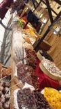 Arabische Markten Ibiza Spanje Stock Afbeelding
