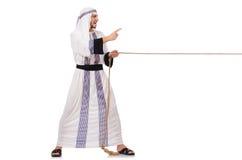 Arabische mens Stock Foto's