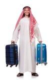 Arabische mens Royalty-vrije Stock Afbeeldingen