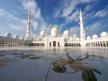 Arabische moskee Royalty-vrije Stock Afbeelding