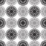 Arabische naadloze patronen Royalty-vrije Stock Afbeeldingen