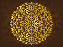 Arabische Ornamenten Stock Fotografie
