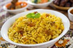 Arabische rijst Royalty-vrije Stock Afbeelding