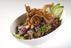 Arabische salade Royalty-vrije Stock Afbeeldingen