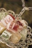 Arabische Snoepjes Stock Afbeelding